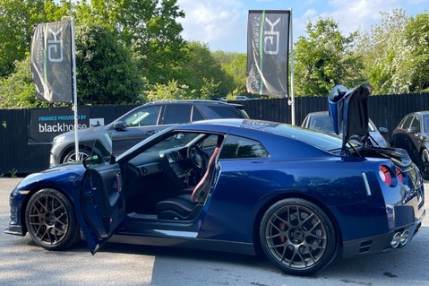 Nissan GT-R V6- LOW MILEAGE - FULL GTR SPECIALIST SERVICE HISTORY 17