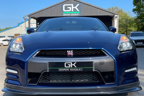 Nissan GT-R V6- LOW MILEAGE - FULL GTR SPECIALIST SERVICE HISTORY 20