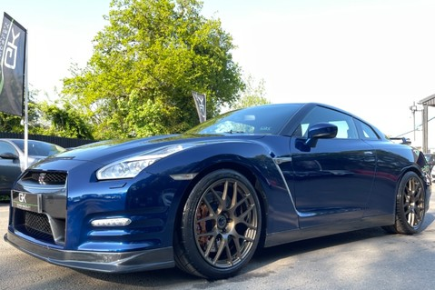 Nissan GT-R V6- LOW MILEAGE - FULL GTR SPECIALIST SERVICE HISTORY 23