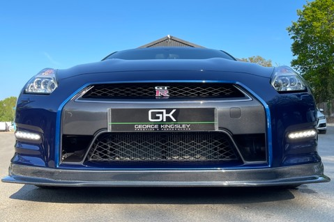 Nissan GT-R V6- LOW MILEAGE - FULL GTR SPECIALIST SERVICE HISTORY 26