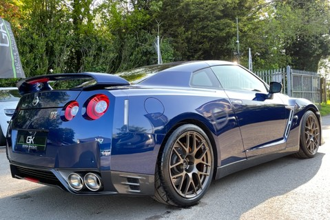 Nissan GT-R V6- LOW MILEAGE - FULL GTR SPECIALIST SERVICE HISTORY 27