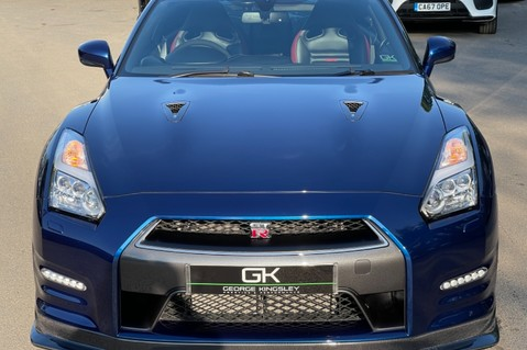 Nissan GT-R V6- LOW MILEAGE - FULL GTR SPECIALIST SERVICE HISTORY 77