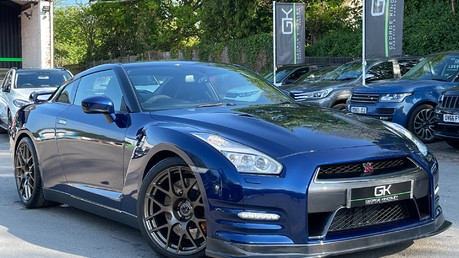Nissan GT-R V6- LOW MILEAGE - FULL GTR SPECIALIST SERVICE HISTORY Video