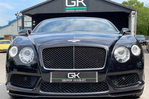 Bentley Continental GT V8 S - MULLINER - JUST HAD £4K MAJOR SERVICE 10