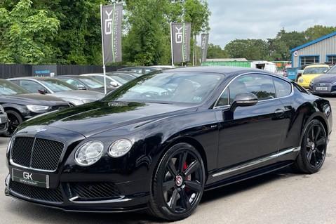 Bentley Continental GT V8 S - MULLINER - JUST HAD £4K MAJOR SERVICE 11