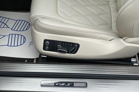 Bentley Continental GT V8 S - MULLINER - JUST HAD £4K MAJOR SERVICE 33