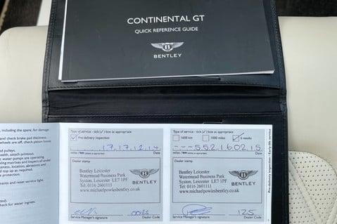 Bentley Continental GT V8 S - MULLINER - JUST HAD £4K MAJOR SERVICE 69