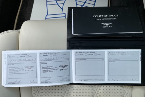 Bentley Continental GT V8 S - MULLINER - JUST HAD £4K MAJOR SERVICE 71