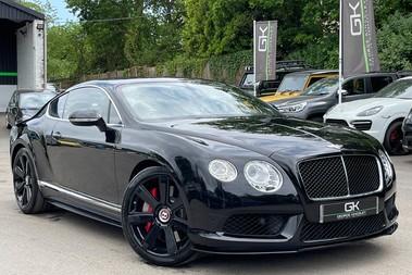Bentley Continental GT V8 S - MULLINER - JUST HAD £4K MAJOR SERVICE