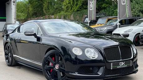 Bentley Continental GT V8 S - MULLINER - JUST HAD £4K MAJOR SERVICE Video