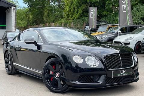Bentley Continental GT V8 S - MULLINER - JUST HAD £4K MAJOR SERVICE 1