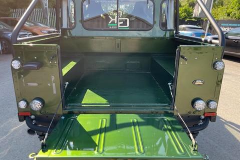 Land Rover Defender 110 TD5 DOUBLE CAB SPECTRE - LAMBORGHINI VERDE ERMES PEARL GREEN 47