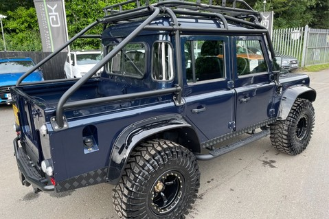 Land Rover Defender 110 2.2 TD COUNTY DOUBLE CAB - SPECTRE INSPIRED - LOIRE BLUE 20