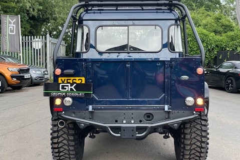 Land Rover Defender 110 2.2 TD COUNTY DOUBLE CAB - SPECTRE INSPIRED - LOIRE BLUE 24