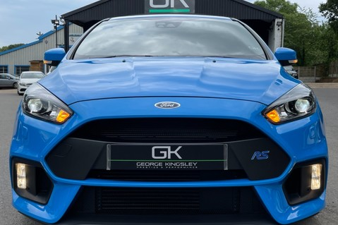 Ford Focus RS -LUX PACK -BUCKET SEATS -EVERY FACTORY EXTRA- 1 OWNER -4 FORD SERVICES 22