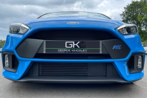Ford Focus RS -LUX PACK -BUCKET SEATS -EVERY FACTORY EXTRA- 1 OWNER -4 FORD SERVICES 29