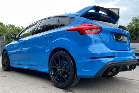 Ford Focus RS -LUX PACK -BUCKET SEATS -EVERY FACTORY EXTRA- 1 OWNER -4 FORD SERVICES 31