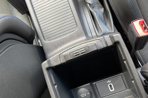 Ford Focus RS -LUX PACK -BUCKET SEATS -EVERY FACTORY EXTRA- 1 OWNER -4 FORD SERVICES 69