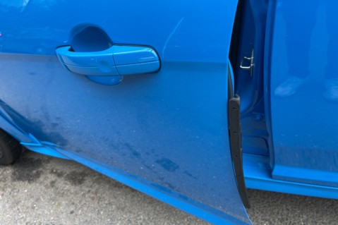 Ford Focus RS -LUX PACK -BUCKET SEATS -EVERY FACTORY EXTRA- 1 OWNER -4 FORD SERVICES 87