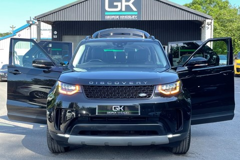 Land Rover Discovery SD4 HSE - PAN ROOF - LOW TAX - 7 SEATS - FULL LAND ROVER SERVICE HISTORY 18