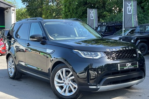Land Rover Discovery SD4 HSE - PAN ROOF - LOW TAX - 7 SEATS - FULL LAND ROVER SERVICE HISTORY 1