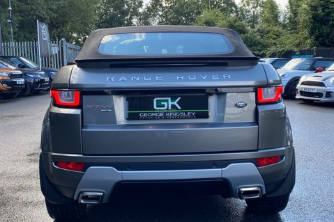 Land Rover Range Rover Evoque TD4 HSE DYNAMIC - RED/BLACK LEATHER - APPLE CARPLAY - ONE OWNER FROM NEW 15
