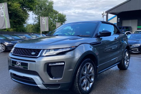 Land Rover Range Rover Evoque TD4 HSE DYNAMIC - RED/BLACK LEATHER - APPLE CARPLAY - ONE OWNER FROM NEW 9