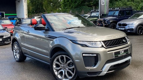 Land Rover Range Rover Evoque TD4 HSE DYNAMIC - RED/BLACK LEATHER - APPLE CARPLAY - ONE OWNER FROM NEW Video
