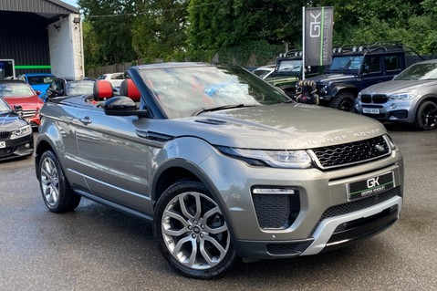 Land Rover Range Rover Evoque TD4 HSE DYNAMIC - RED/BLACK LEATHER - APPLE CARPLAY - ONE OWNER FROM NEW 1