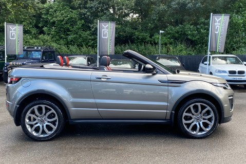 Land Rover Range Rover Evoque TD4 HSE DYNAMIC - RED/BLACK LEATHER - APPLE CARPLAY - ONE OWNER FROM NEW 3