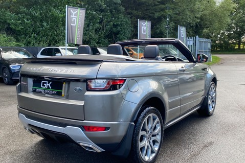 Land Rover Range Rover Evoque TD4 HSE DYNAMIC - RED/BLACK LEATHER - APPLE CARPLAY - ONE OWNER FROM NEW 4