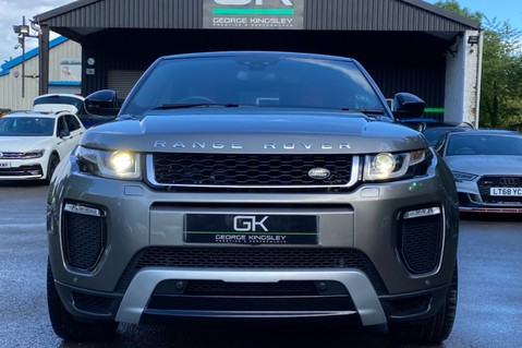 Land Rover Range Rover Evoque TD4 HSE DYNAMIC - RED/BLACK LEATHER - APPLE CARPLAY - ONE OWNER FROM NEW 10