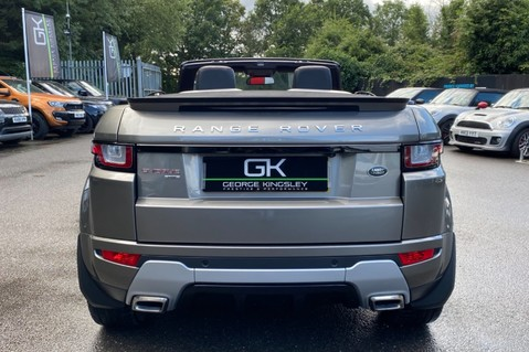 Land Rover Range Rover Evoque TD4 HSE DYNAMIC - RED/BLACK LEATHER - APPLE CARPLAY - ONE OWNER FROM NEW 8