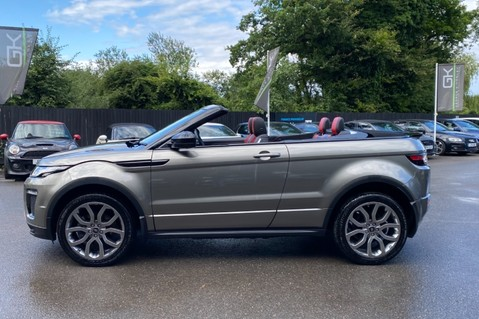 Land Rover Range Rover Evoque TD4 HSE DYNAMIC - RED/BLACK LEATHER - APPLE CARPLAY - ONE OWNER FROM NEW 18