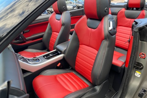 Land Rover Range Rover Evoque TD4 HSE DYNAMIC - RED/BLACK LEATHER - APPLE CARPLAY - ONE OWNER FROM NEW 2
