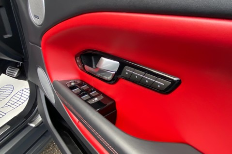 Land Rover Range Rover Evoque TD4 HSE DYNAMIC - RED/BLACK LEATHER - APPLE CARPLAY - ONE OWNER FROM NEW 27