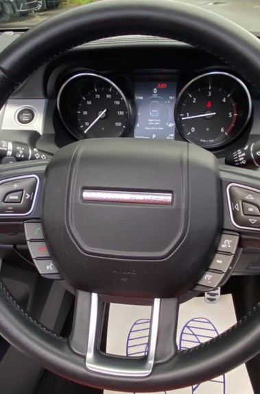 Land Rover Range Rover Evoque TD4 HSE DYNAMIC - RED/BLACK LEATHER - APPLE CARPLAY - ONE OWNER FROM NEW