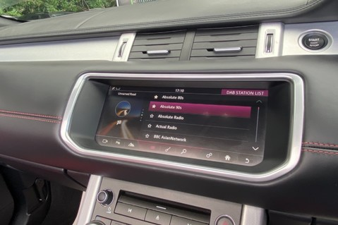 Land Rover Range Rover Evoque TD4 HSE DYNAMIC - RED/BLACK LEATHER - APPLE CARPLAY - ONE OWNER FROM NEW 35