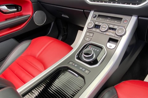 Land Rover Range Rover Evoque TD4 HSE DYNAMIC - RED/BLACK LEATHER - APPLE CARPLAY - ONE OWNER FROM NEW 36