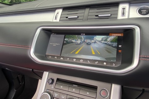 Land Rover Range Rover Evoque TD4 HSE DYNAMIC - RED/BLACK LEATHER - APPLE CARPLAY - ONE OWNER FROM NEW 37