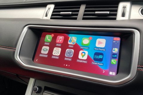 Land Rover Range Rover Evoque TD4 HSE DYNAMIC - RED/BLACK LEATHER - APPLE CARPLAY - ONE OWNER FROM NEW 41