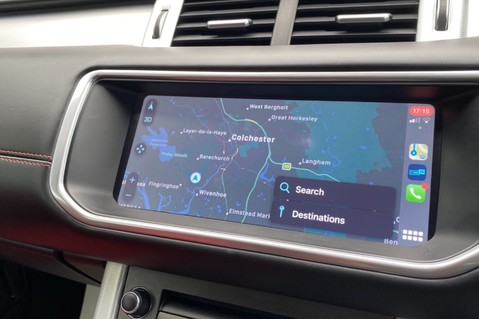 Land Rover Range Rover Evoque TD4 HSE DYNAMIC - RED/BLACK LEATHER - APPLE CARPLAY - ONE OWNER FROM NEW 43