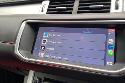 Land Rover Range Rover Evoque TD4 HSE DYNAMIC - RED/BLACK LEATHER - APPLE CARPLAY - ONE OWNER FROM NEW 44