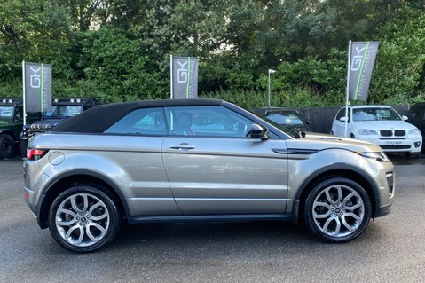 Land Rover Range Rover Evoque TD4 HSE DYNAMIC - RED/BLACK LEATHER - APPLE CARPLAY - ONE OWNER FROM NEW 5