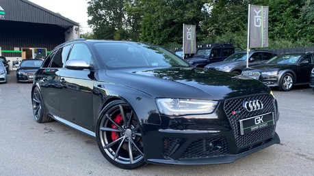 Audi RS4 RS4 AVANT FSI QUATTRO- SPORTS PACKAGE- ADAPTIVE CRUISE- B&O- CRYSTAL PAINT Video