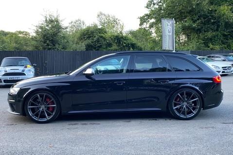 Audi RS4 RS4 AVANT FSI QUATTRO- SPORTS PACKAGE- ADAPTIVE CRUISE- B&O- CRYSTAL PAINT 7