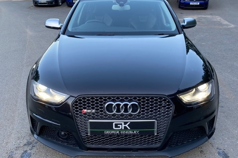 Audi RS4 RS4 AVANT FSI QUATTRO- SPORTS PACKAGE- ADAPTIVE CRUISE- B&O- CRYSTAL PAINT 10
