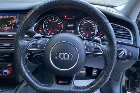 Audi RS4 RS4 AVANT FSI QUATTRO- SPORTS PACKAGE- ADAPTIVE CRUISE- B&O- CRYSTAL PAINT 25