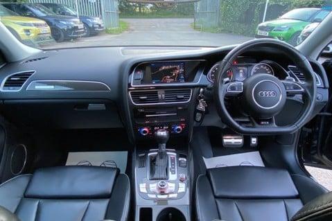 Audi RS4 RS4 AVANT FSI QUATTRO- SPORTS PACKAGE- ADAPTIVE CRUISE- B&O- CRYSTAL PAINT 26