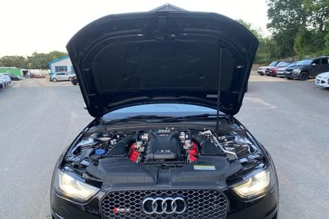 Audi RS4 RS4 AVANT FSI QUATTRO- SPORTS PACKAGE- ADAPTIVE CRUISE- B&O- CRYSTAL PAINT 79